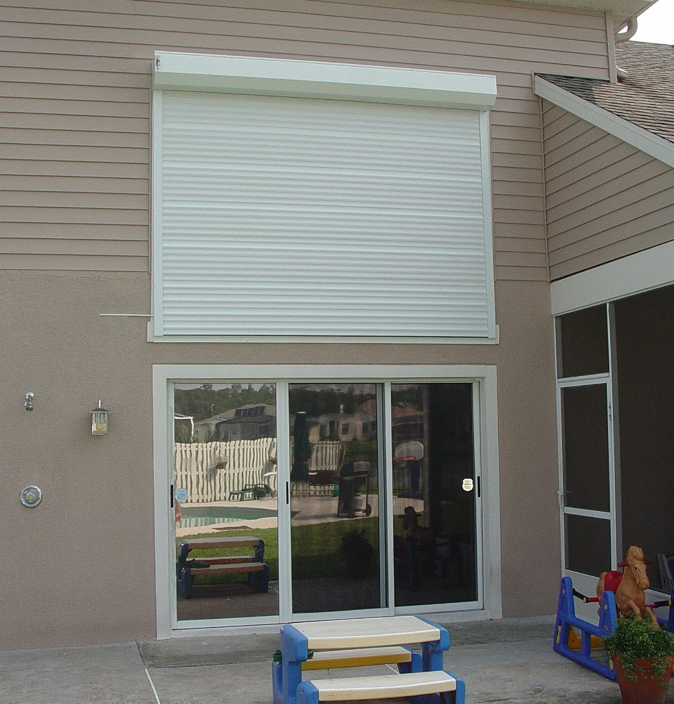 Rolling Shutters Pictures